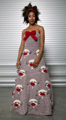 El vestido mas feo