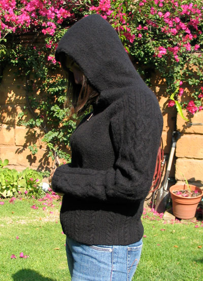 Suéter Mariah afelpado